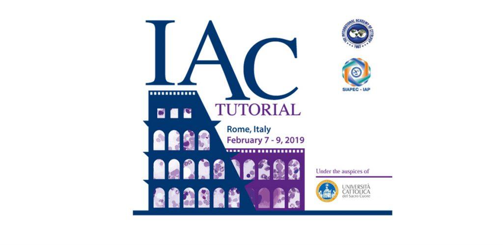 IAC TUTORIAL ROME-Février 2019